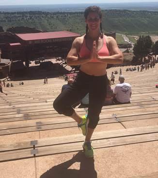 Nicole Vanek - Yoga Instructor