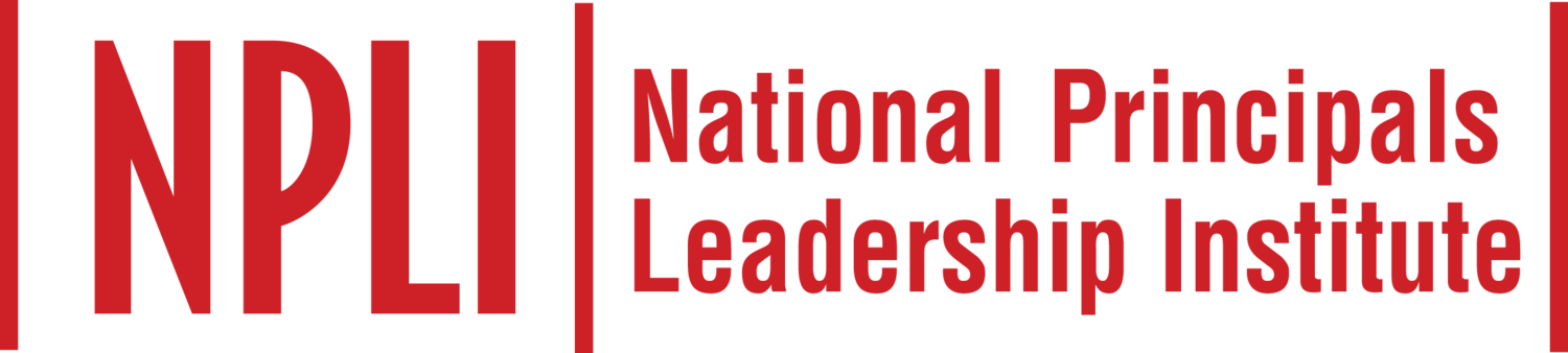 National Principals Leadership Institute