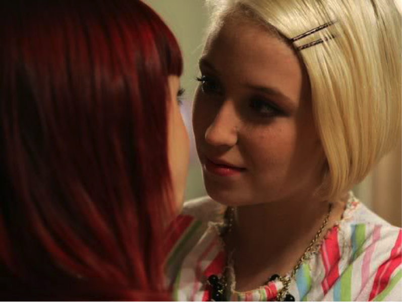 Emily and Naomi,  Skins (2009)