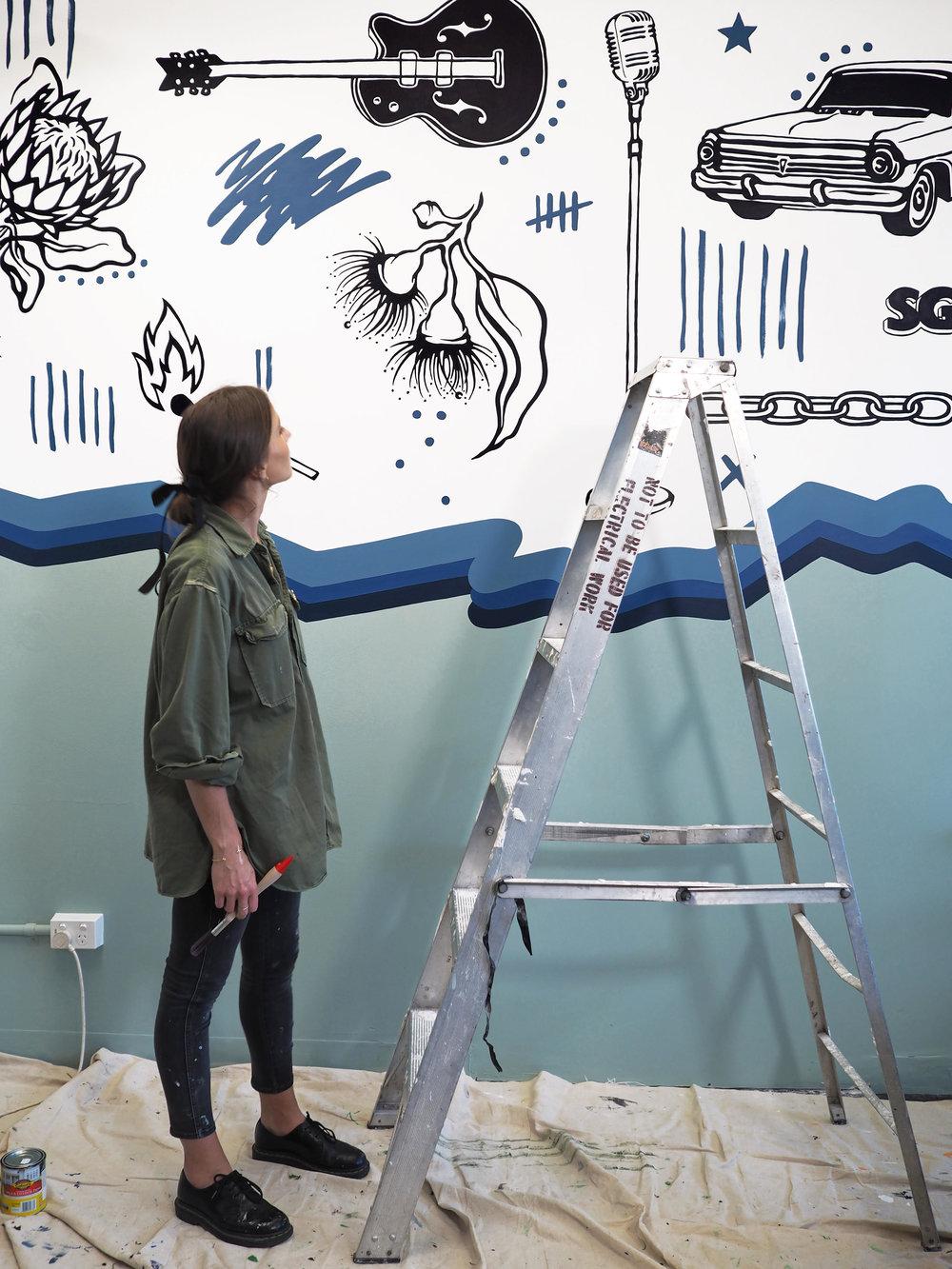 Art Pharmacy Consulting- Lauren Webster - Sony