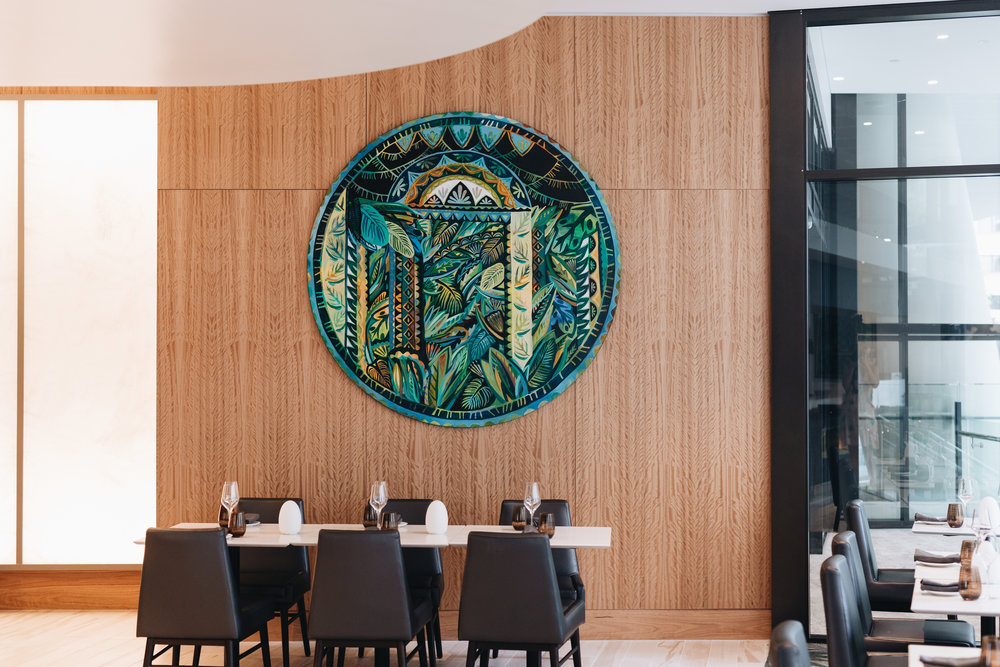 The Westin Brisbane, Eden's Table. Credit: Art Pharmacy Consulting/Savannah Van der Niet