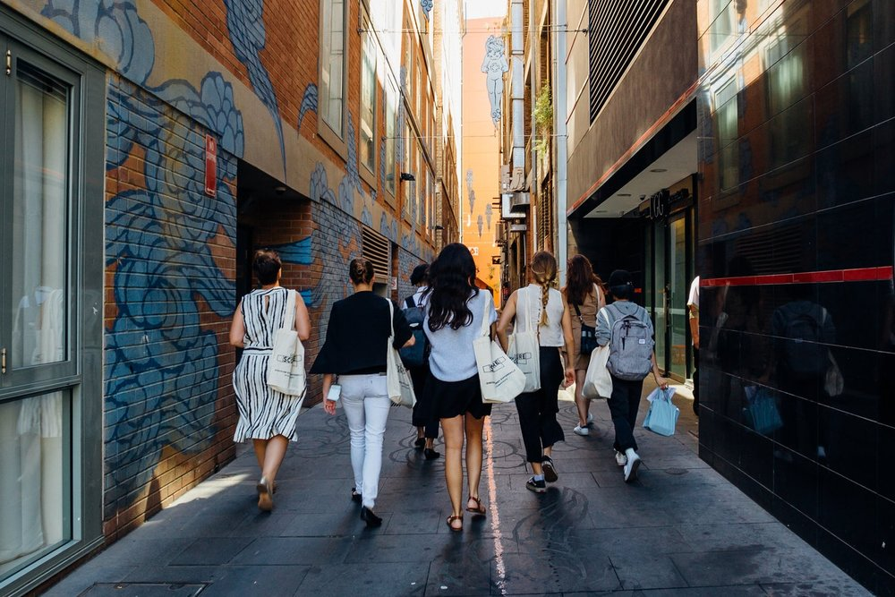 We want to get people out exploring Sydney's communities again. Credit: Culture Scouts/Jodie Barker