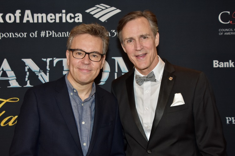 Richard Sampson and Howard McGillin.jpg