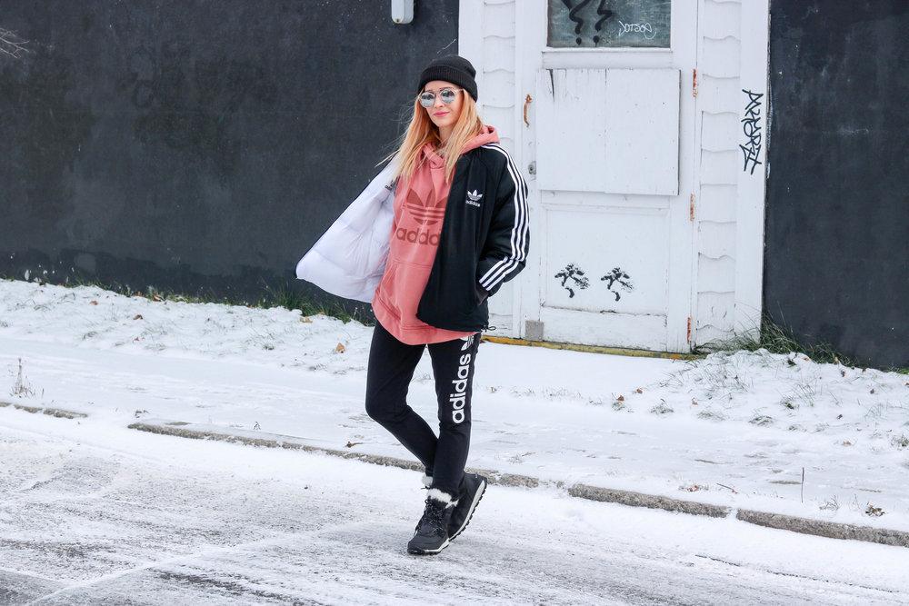 Adidas Orignial Women's Superstar Reversible Jacket