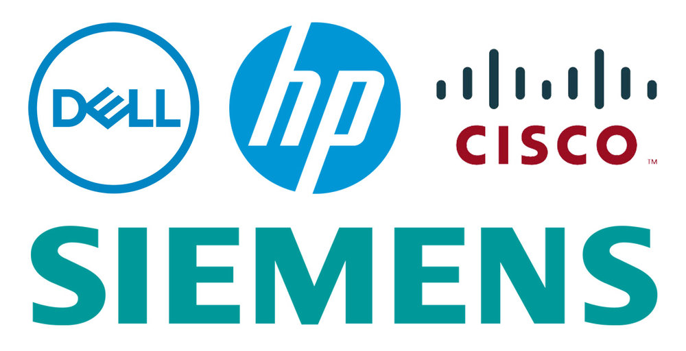 - Authorized Dell-HP-CISCO-SIEMENS Federal Reseller