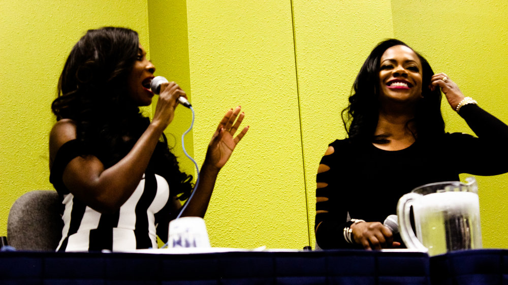 A Conversation with Kandi Burruss, MC by WGCI's Kendra G
