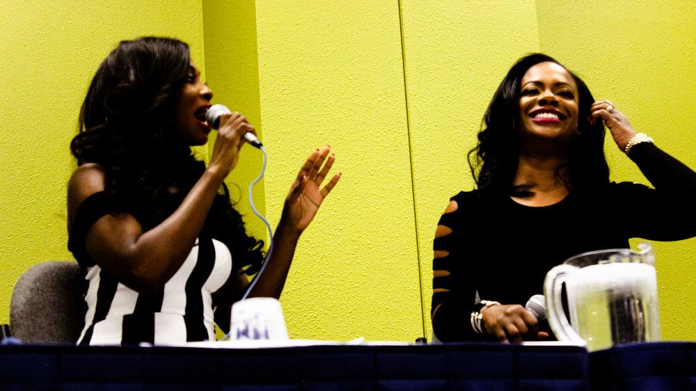A Conversation with Kandi Burruss, MC by WGCI's Kendra G
