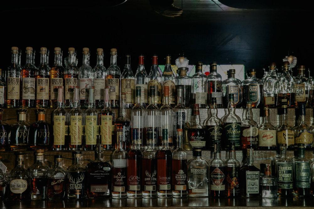 - Whiskey List