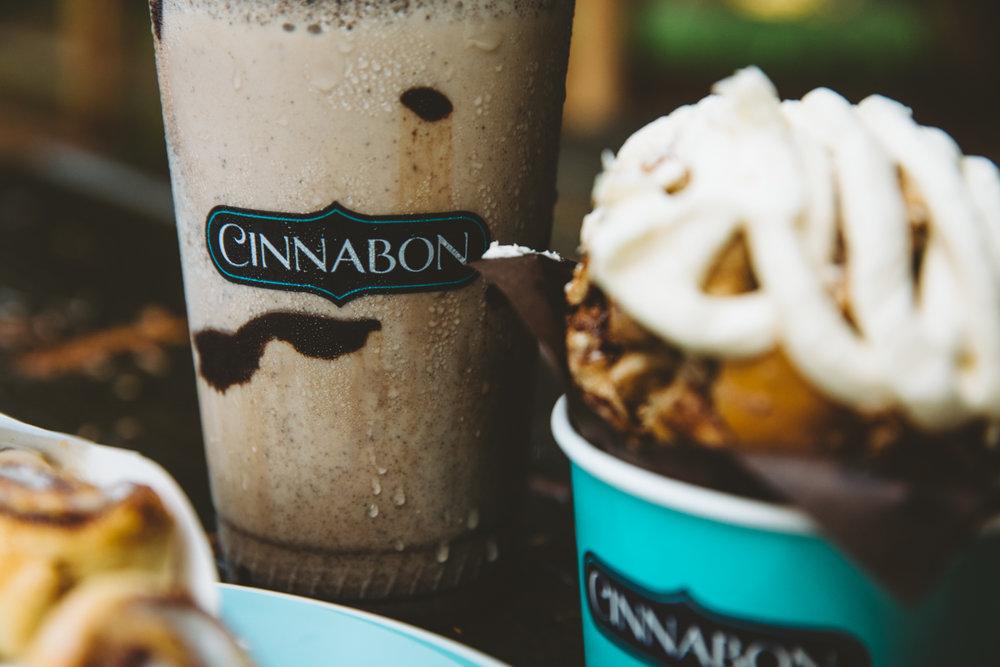 Cinnabon -
