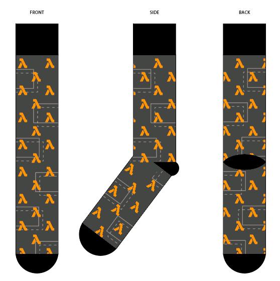 Lambda Socks for reInvent
