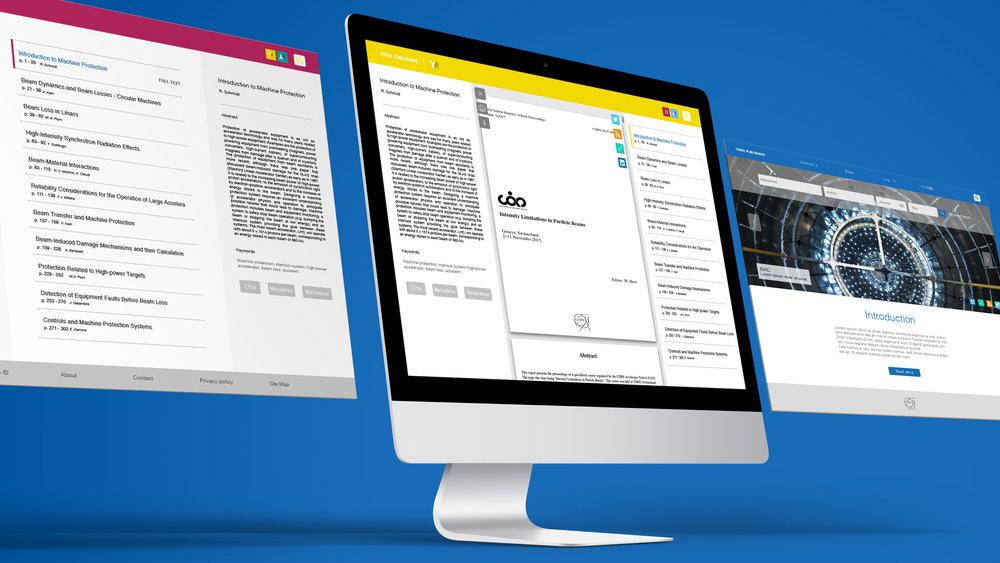 CERN'S Publishing Platform - CERN2016