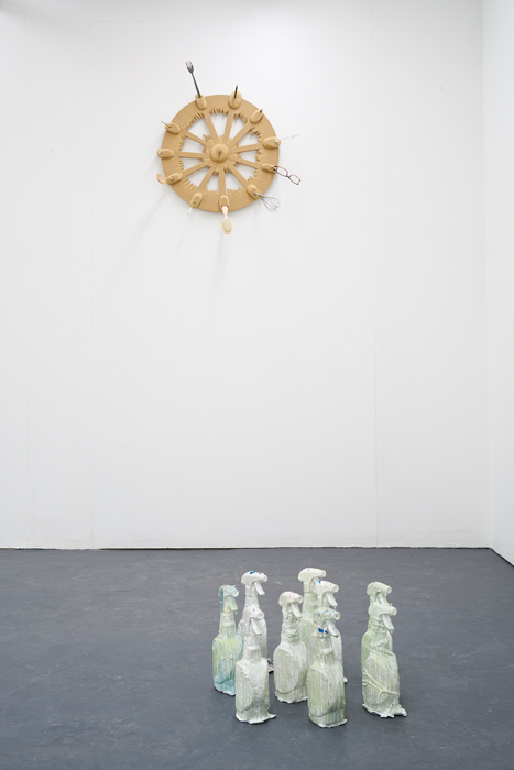 Weathervane (installation view)