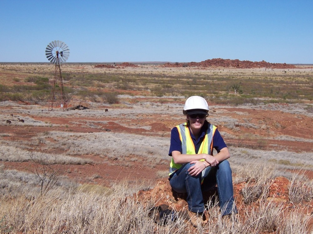 Geologist Jackie 2