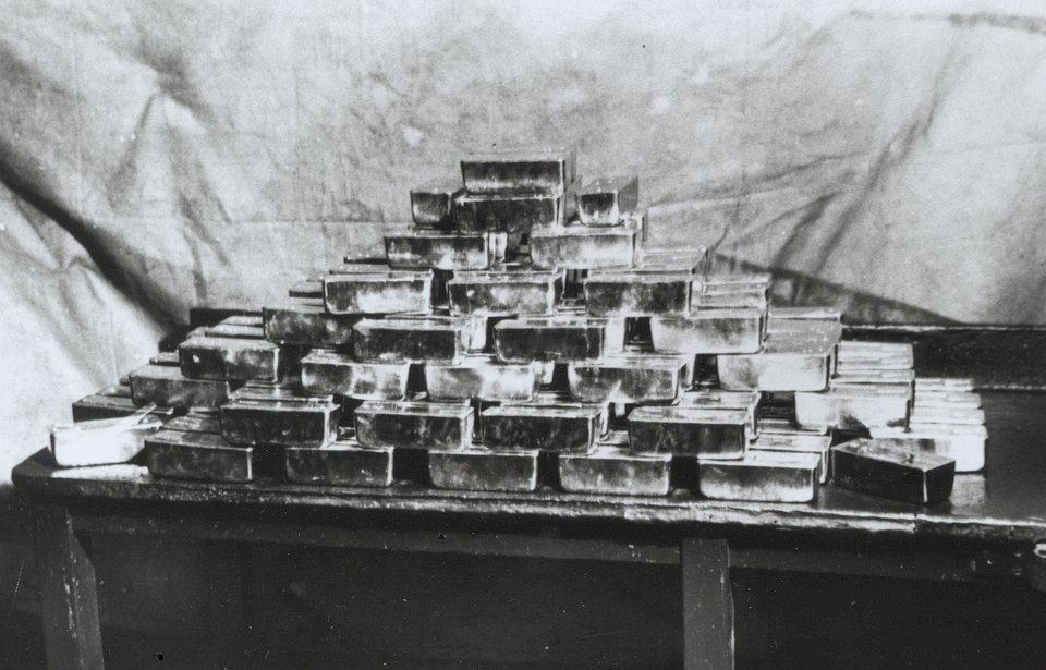 Gold Bars 1936