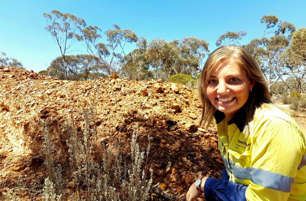 Angela Geologist
