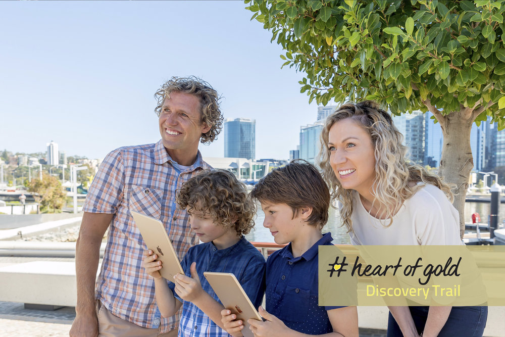Heart of Gold Discovery Trail