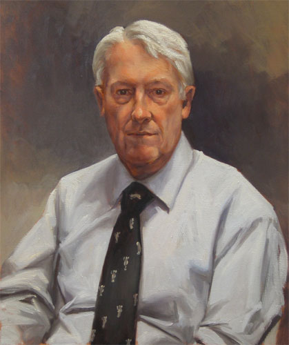 Mr John Dunlop, Chairman Westmead Children's Hospital, Sydney