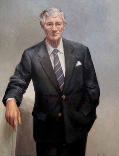 Justice John Winneke