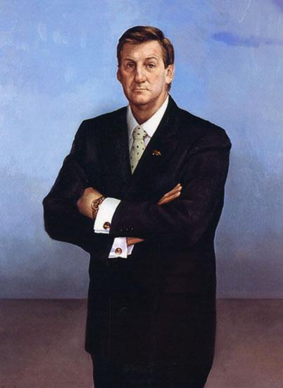 Premier Jeff Kennett