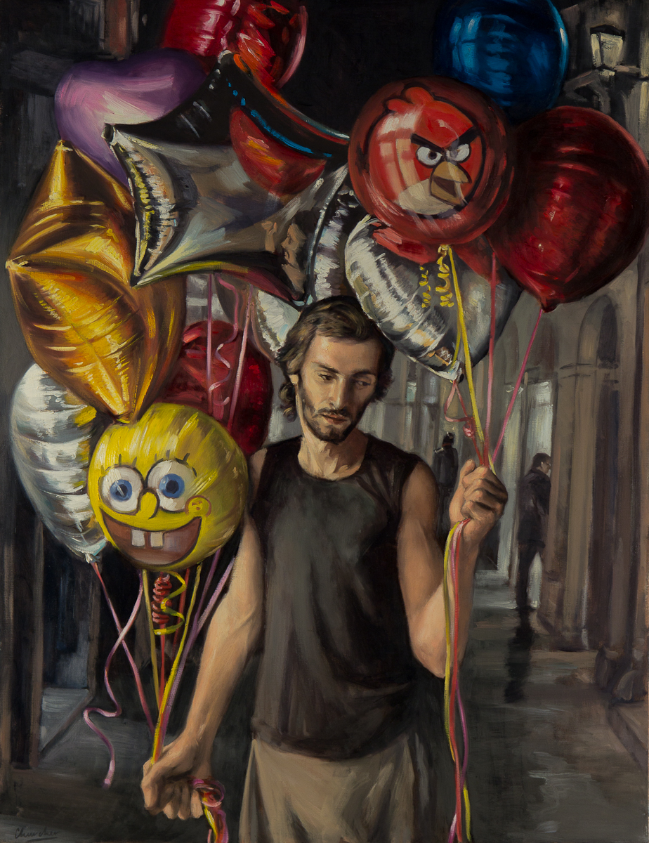 The Balloon Vendor