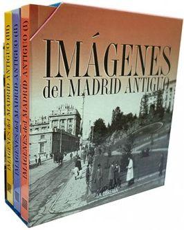 VV. AA. Estuche de Imágenes del Madrid Antiguo. Madrid: La Librería, 2015.