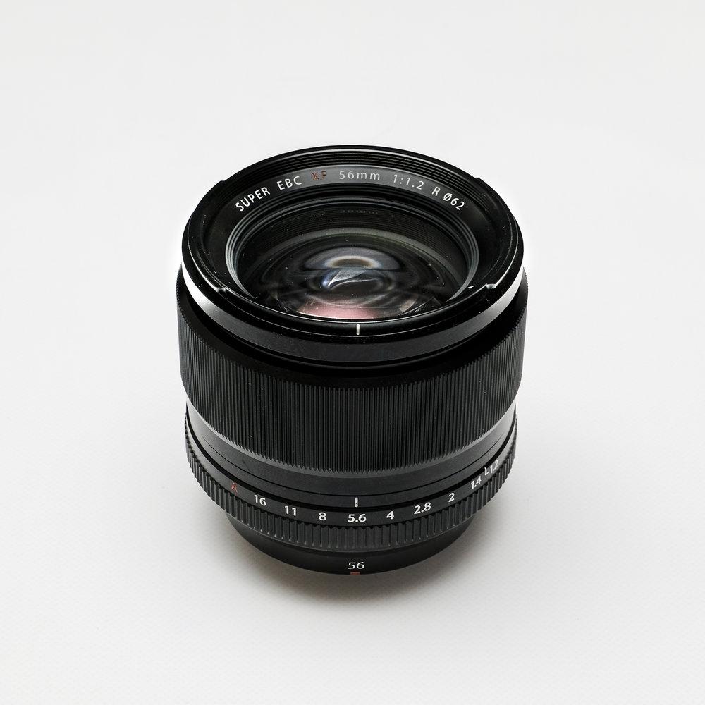 Fujinon XF 56mm F1.2 R