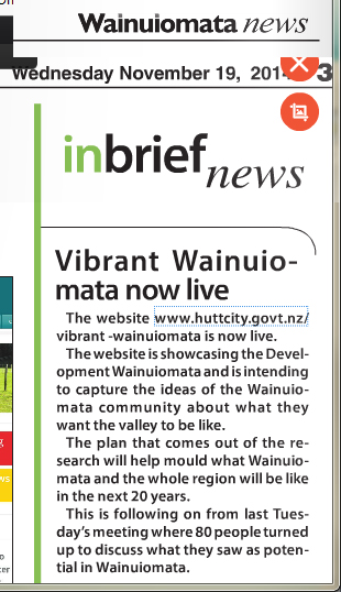 media result Wainuiomata News 18 November 2014.jpg