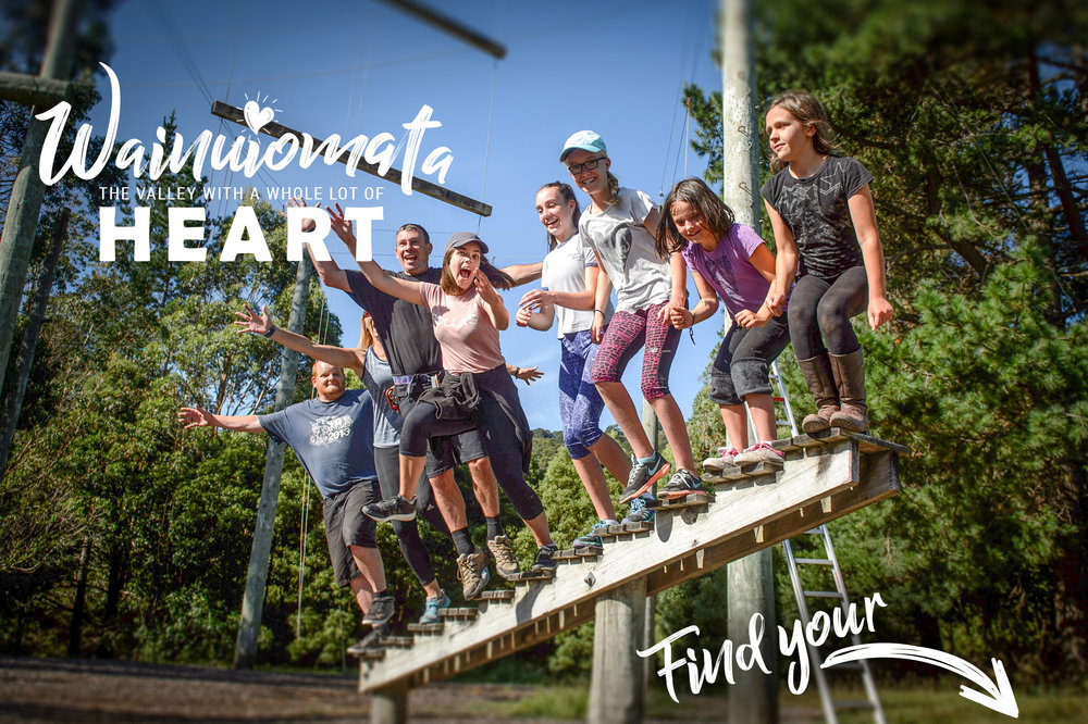 We're developing a wainuiomata website for locals & visitors. will launch mid-feb 2018.
