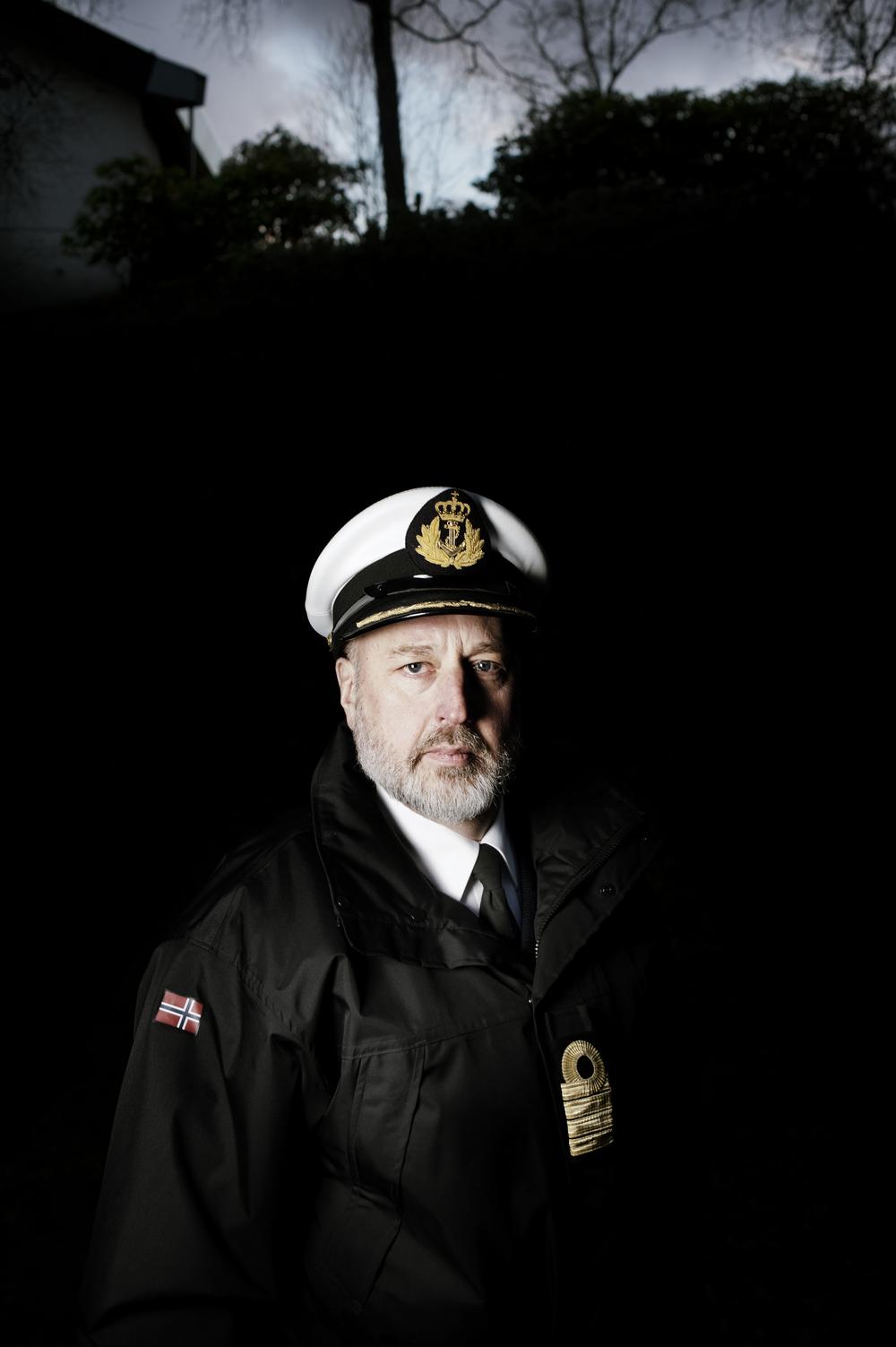 Kommandør Åsmund Andersen, 2013