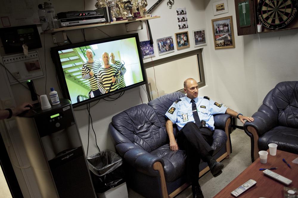 Bergen politistasjon, 2012