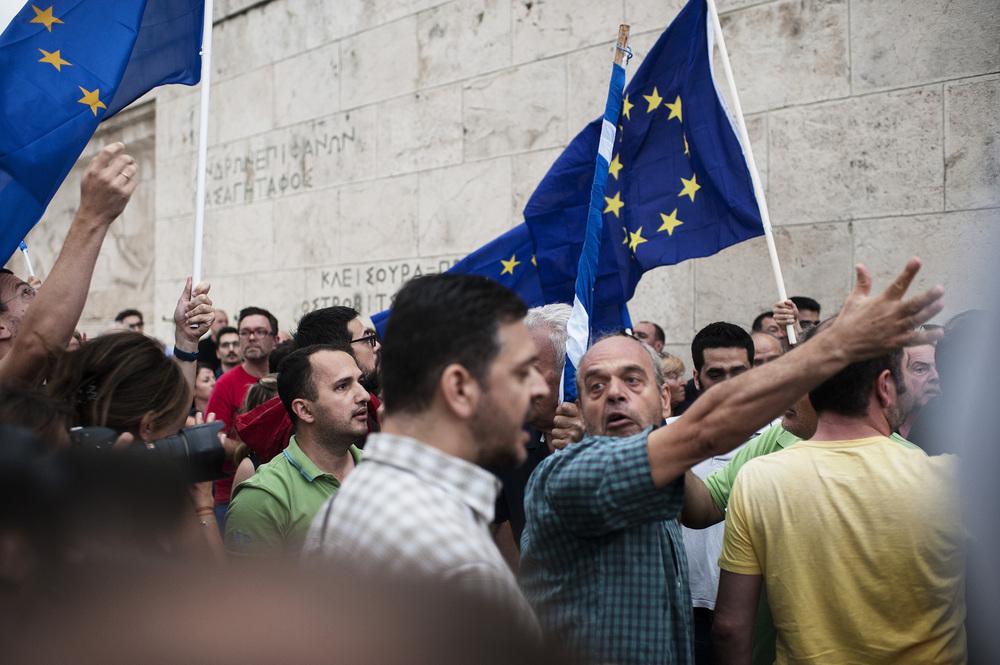 Eurokrise i Hellas, 2015
