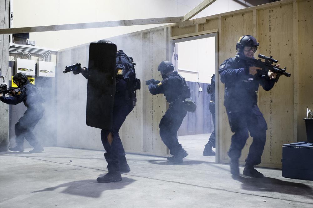 Politiets terrorstyrke, 2014