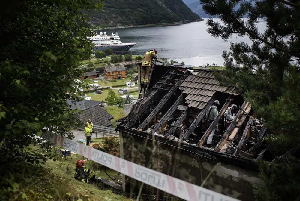 Eidfjord, 2017