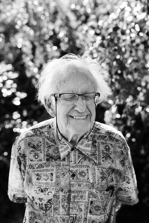 Fredsforsker Johan Galtung, 2018