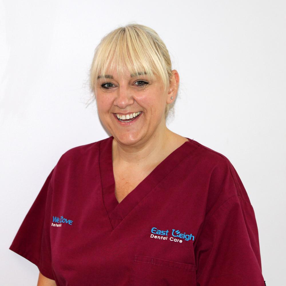 Hazel-hygienist-east-leigh-dental-care