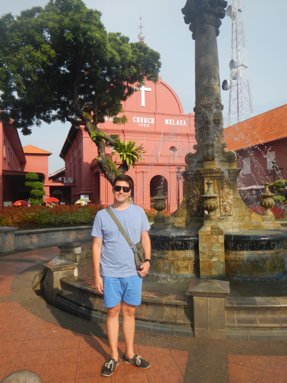 Colonial Era buildings - Malacca