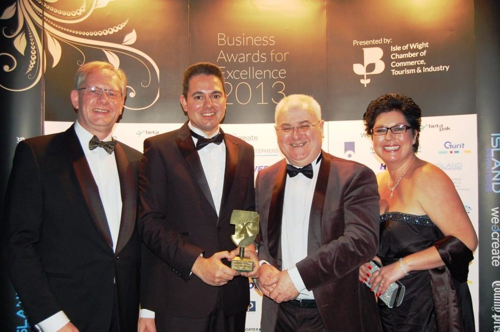 PC Consultants, Business Excellence Award