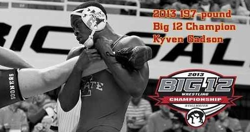 6 years ago today won my 1st Big 12 Title!