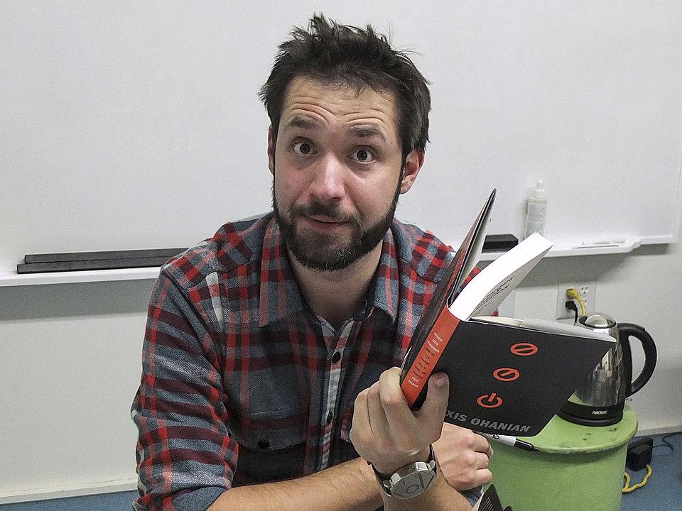Reddit cofounder Alexis Ohanian