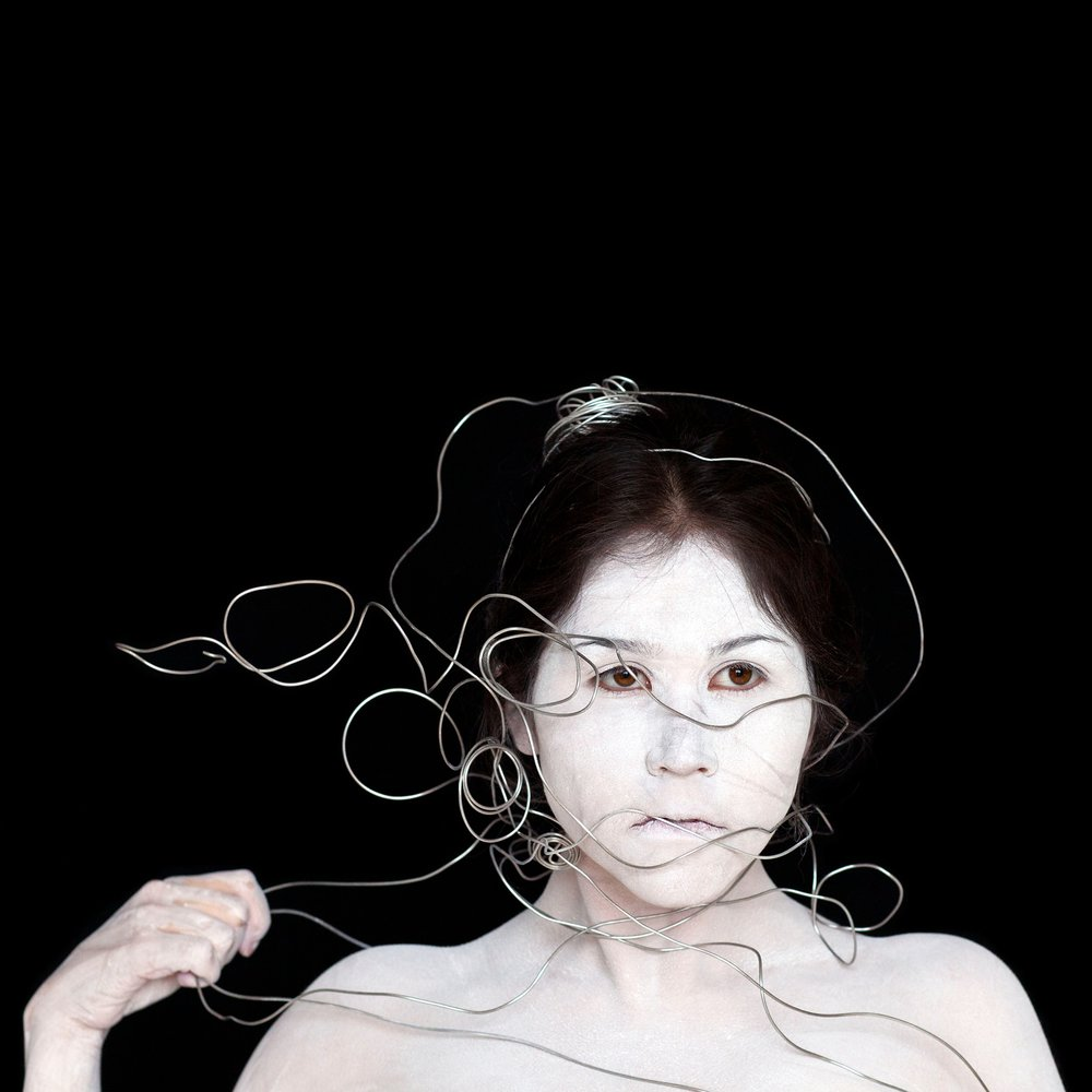 Meryl 2  (2010) by  Meryl McMaster , subject of a  2015 solo show at the National Museum of the American Indian . Photo courtesy the artist and Bockley Gallery