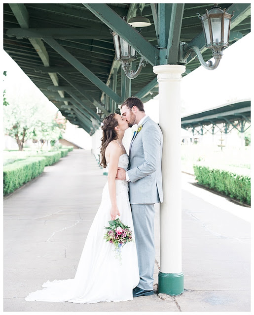 historic Chattanooga wedding venue