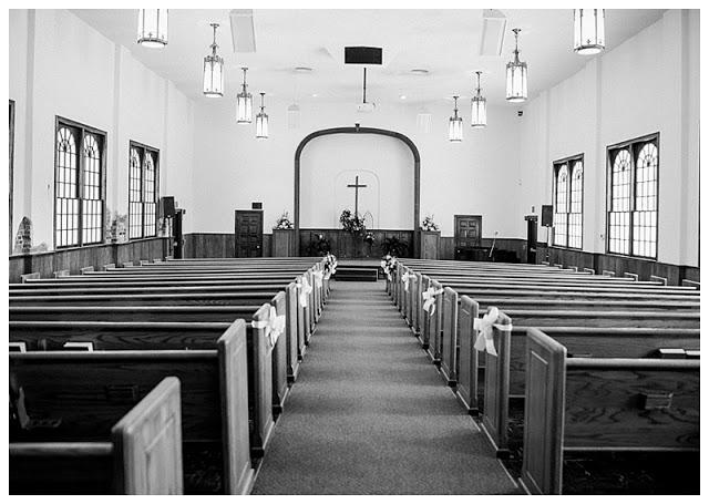 North Shore Chattanooga Wedding, North Shore Fellowship Church