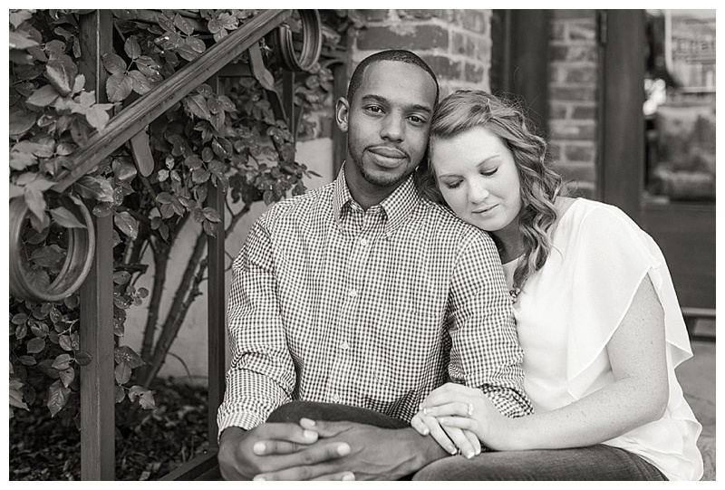 Southside Chattanooga Engagement Session