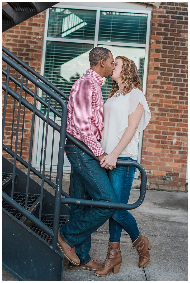 Urban Chattanooga Engagement Pictures
