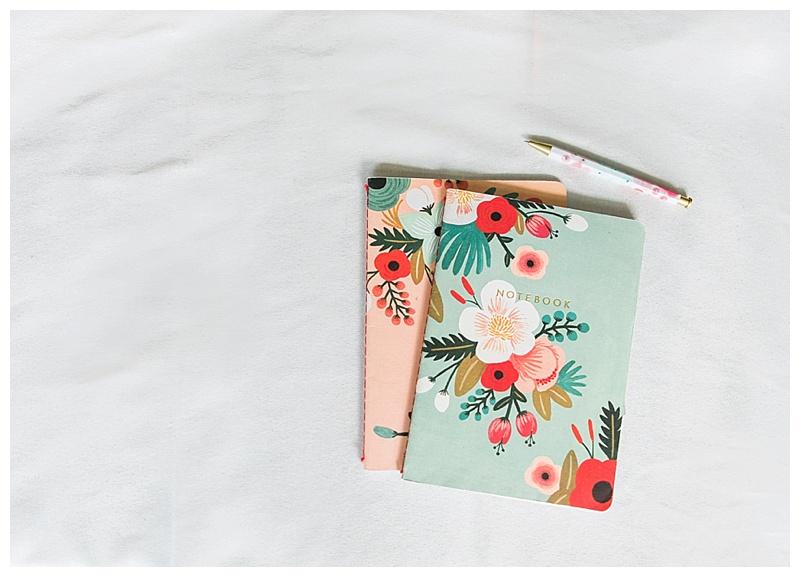 Chronical Books Botanicals Notebooks