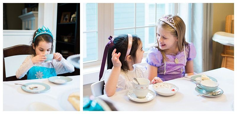 little princess tea party