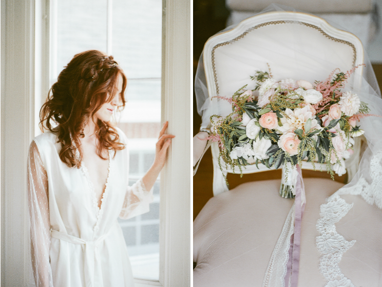 Boudoir photoshoot by Celine Chhuon Photography