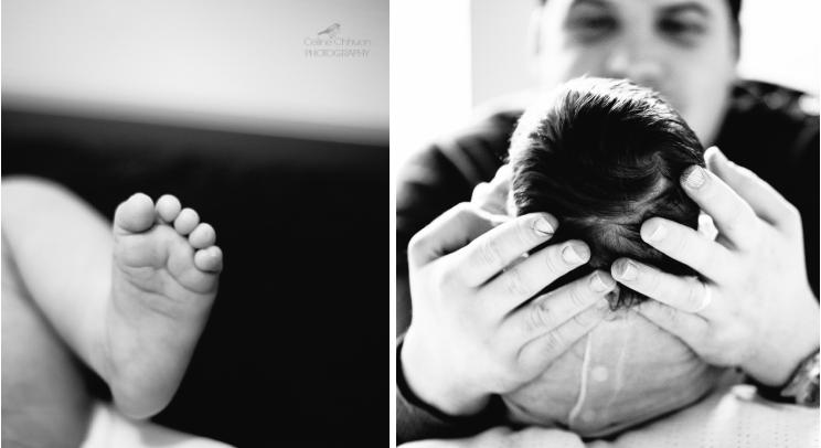 Photo naissance Celine Chhuon Photography