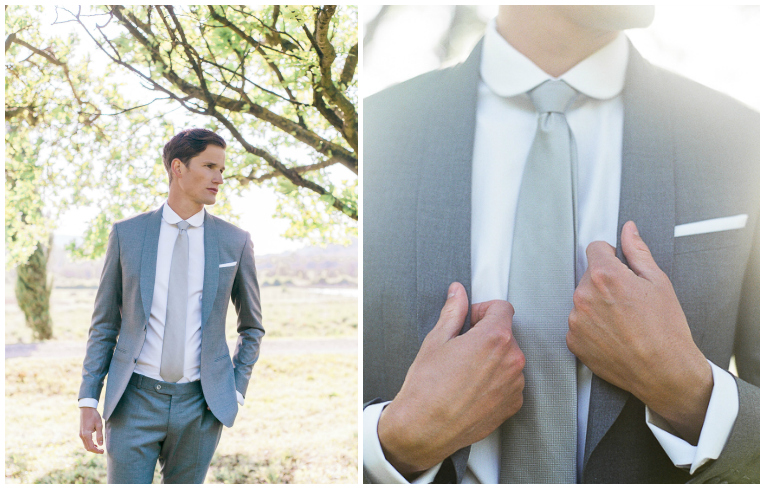 groom suit by faubourg saint sulpice
