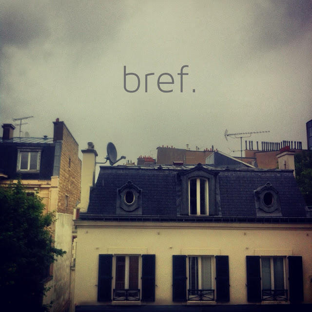 bref à paris